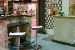 2- Création comptoir/bar décoratif artisanal Charente Maritime