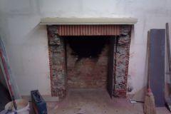 9- Décoration cheminée Dompierre sur Yon