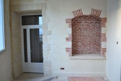 18- Imitation pierre et brique