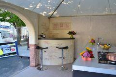 25- Décoration pierre et brique Foire Expo Luçon