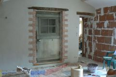 13- Rénovation brique et plâtre La Jonchère (85)
