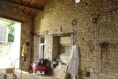 20- Rénovation grange Luçon