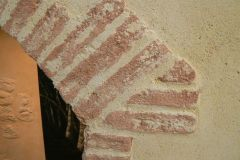 41- Imitation brique et plâtre sablé Dompierre sur Yon