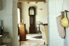 6- Imitation pierre avec plâtre sablé