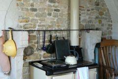 8- Rénovation cuisine avec fausse pierre